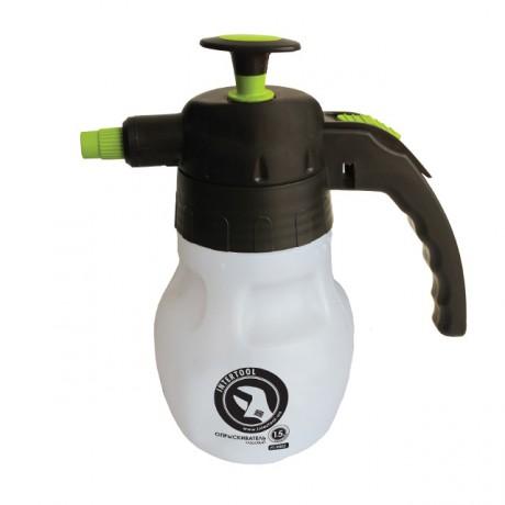Опрыскиватель ручной с пластиковым соплом, 1,5 л INTERTOOL FT-9002