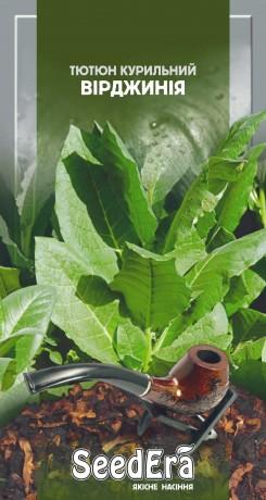 Семена Табак курительный Вирджиния, 0.05 г, ТМ SeedEra