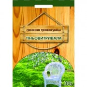 Семена Травы газонной Теневыносливая, 30 г
