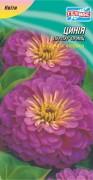 Семена Цинния Пурпур Принц, 30 шт., ТМ Гелиос