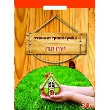 Семена Травы газонной Лилипут, 30 г