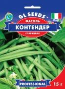 Семена Фасоли Контендер, 15 г, ТМ GL Seeds