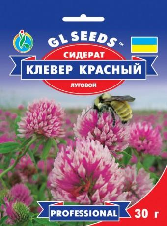 Семена Клевер красный луговой, 30 г