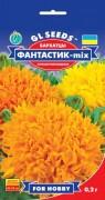 Семена Бархатцы Фантастик, 0.2 г, ТМ GL Seeds
