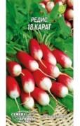 Семена Редиса 18 карат, 3 г, ТМ Семена Украины