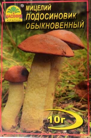 Мицелий Подосиновик обыкновенный, 10 г