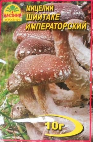 Мицелий Шиитаке Императорский, 10 г