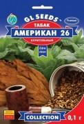 Семена Табак курительный Американ-26, 0.1 г, ТМ GL Seeds