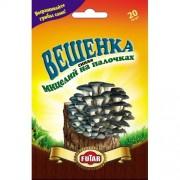 Мицелий Вешенка синяя грибные палочки), 20 шт