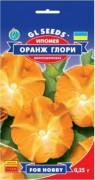 Семена Ипомея Оранж Глори, 0.25 г, ТМ GL Seeds