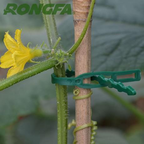 Подвязка-галстук для растений, 13 см, 25 шт., RONGFA