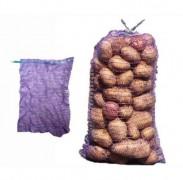 Сетка овощная фиолетовая, размер 45х75, 30кг