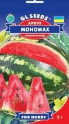 Семена Арбуза Мономах, 3 г, ТМ GL Seeds