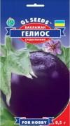 Семена Баклажана Гелиос, 0.5 г, ТМ GL Seeds