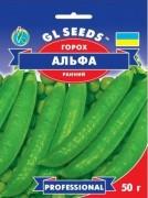 Семена Гороха Альфа, 50 г, ТМ Gl Seeds