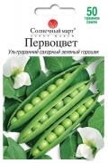 Семена Гороха Первоцвет, 50 г, ТМ Солнечный Март