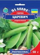 Семена гороха сахарного Царевич, 50 г, ТМ GL Seeds