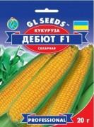 Семена Кукурузы Дебют F1, 20 г, ТМ GL Seeds