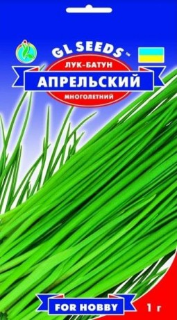 Семена Лука-батун Апрельский, 1 г, ТМ GL Seeds