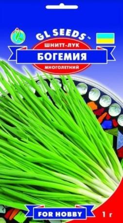 Семена Лука шнитт Богемия, 1 г, ТМ GL Seeds