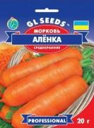 Семена Моркови Аленка, 20 г, ТМ GL Seeds