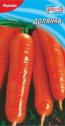 Семена Моркови Долянка, 2000 шт., ТМ Гелиос