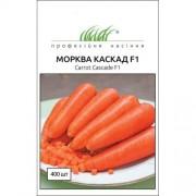 Семена Моркови Каскад F1, 400 шт, Bejo, Голландия, ТМ Професійне насіння