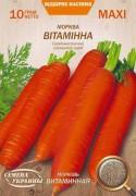Семена Моркови Витаминная, 10 г, ТМ Семена Украины