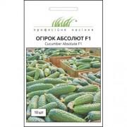 Семена Огурца Абсолют F1, 10 шт., NongWoo Bio, Корея, ТМ Професійне насіння