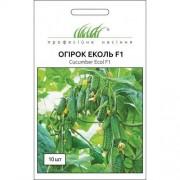 Семена Огурца Эколь F1, 10 шт, Syngenta, Голландия, ТМ Професійне насіння
