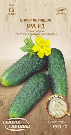 Семена Огурца Ира F1, 0,25 г, ТМ Семена Украины