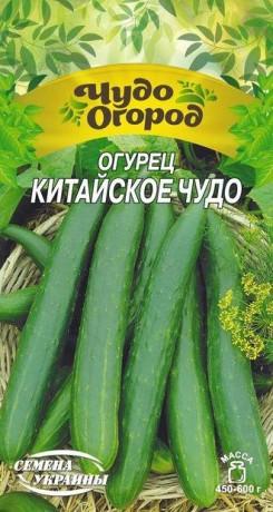 Семена Огурца Китайское чудо, 0,5 г, ТМ Семена Украины