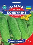 Семена Огурца Конкурент, 5 г, TM GL Seeds