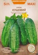 Семена Огурца Кустовой, 5 г, ТМ Семена Украины