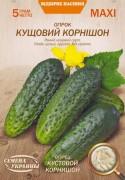 Семена Огурца Кустовой корнишон , 5 г, ТМ Семена Украины