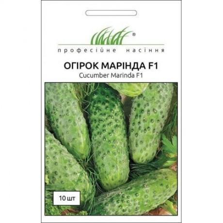 Семена Огурца Маринда F1, 10 шт, Seminis, Голландия, ТМ Професійне насіння