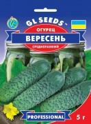 Семена Огурца Вересень, 5 г, TM GL Seeds