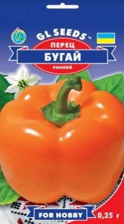 Семена Перца Бугай, 0.25 г, ТМ GL Seeds