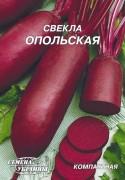 Семена Свеклы Опольская, 20 г, ТМ Семена Украины