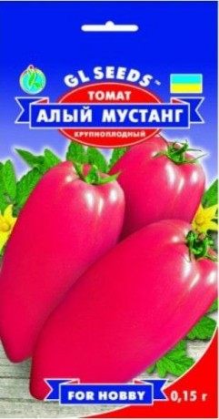 Семена Томата Алый Мустанг, 0,15 г, ТМ GL Seeds