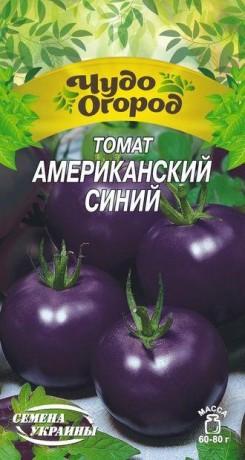 Семена Томата Американский синий, 0,1 г, ТМ Семена Украины