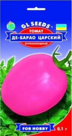Семена Томата Де-барао Царский, 0.1 г, ТМ GL Seeds