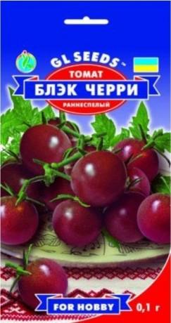Семена Томата Блэк Черри, 0.1 г, ТМ GL Seeds