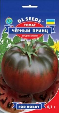 Семена Томата Черный Принц, 0.1 г, ТМ GL Seeds