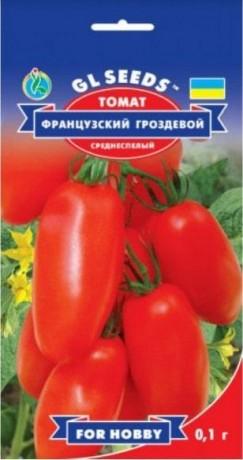 Семена Томата Французcкий гроздевой, 0.1 г, ТМ GL Seeds