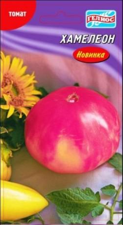 Семена Томата Хамелеон, 20 шт., ТМ Гелиос