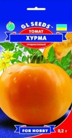 Семена Томата Хурма, 0.1 г, ТМ GL Seeds