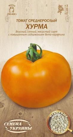 Семена Томата Хурма, 0,1 г, ТМ Семена Украины