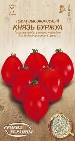 Семена Томата Князь буржуа, 0,1 г, ТМ Семена Украины