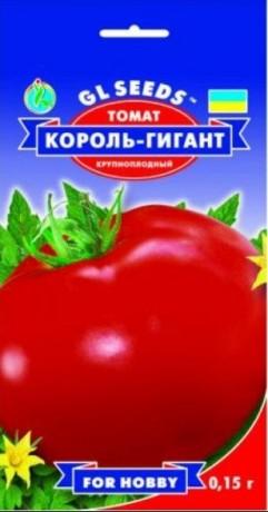 Семена Томата Король-гигант, 0.15 г, ТМ GL Seeds